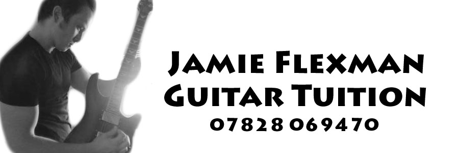 Jamie Flexman Guitar Tuition